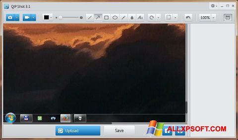 Screenshot QIP Shot per Windows XP
