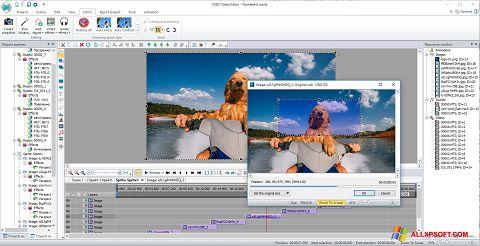 Screenshot VSDC Free Video Editor per Windows XP