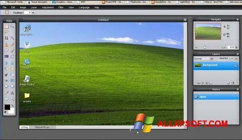 Screenshot LightShot per Windows XP